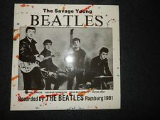 The Savage Young Beatles EP on the Charly label MINT Condition