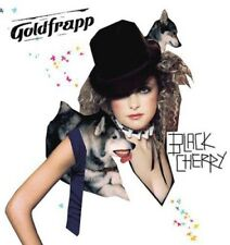 Black Cherry by Goldfrapp (CD, May-2003, Mute)