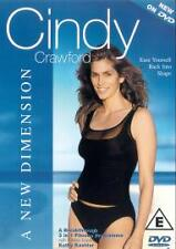 Cindy Crawford: A New Dimension DVD/new and sealed