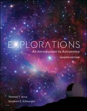 Explorations: Introduction to Astronomy, 7th Ed, Arny. Free Priority Shipping!