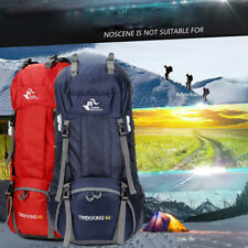 60L Free Knight Outdoor Hiking Camping Rucksack Backpack Bag Tactical Day Packs
