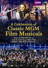 A Celebration of Classic MGM Film Musicals [2010] (DVD)new and sealed