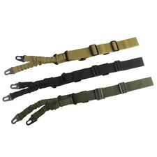 Rifle Sling Two Point Adjustable Multi-function Hunting Gun Strap Airsoft Mount