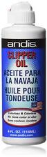 Andis Clippers Clipper Oil 4oz Or 24oz