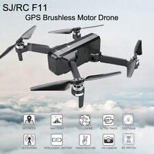 SJRC GPS 5G WiFi FPV 1080P HD Camera Foldable Brushless RC Drone Quadcopter US
