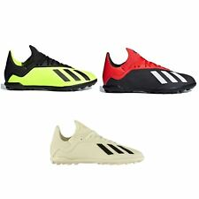 adidas X Tango 18.3 Astro Turf Football Trainers Juniors Soccer Shoes Sneakers