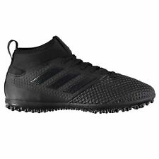 adidas Ace 17.3 Primemesh Astro Turf Football Trainers Mens Black Soccer Shoes