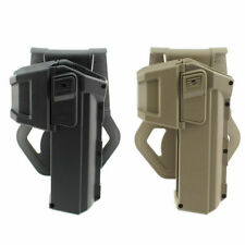 Tactical Movable Pistol Holsters Black for G17 G18 G19 Glock Series K3A4M