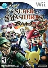 Super Smash Bros. Brawl - Original Nintendo Wii game