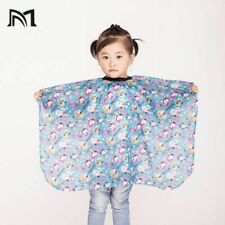 Hair Styling Cape Barber Professional Kids Salon Gown Children Cutting Apron And