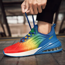 Men's Lovers Running Shoes Fashion Air Cushion Sports Sneaker Casual  Breathable