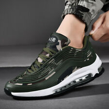 Men's Air Cushion Casual Running Shoes Fashion Breathable Outdoor Sports Sneaker
