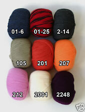 Yarn Place New Paradigm Fingering Weight Yarn 100% Wool 500g
