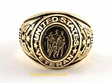 Mens Ring Armed Forces Veterans GPE Size 9 10 11 12 13
