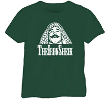 The Iron Sheik Wrestling Legend Cool 80s RETRO T Shirt