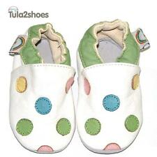 SOFT LEATHER  BABY FIRST/Toddler SHOES 0-6 6-12 12-18 m