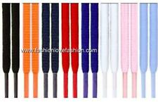 1 Pair Round Shoelaces Shoe laces 12Colors 4Sizes