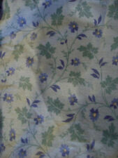 "Laura Ashley's Josephine King Ruffled Bed Skirt:14"":50/50 Poly/cotton Blend"