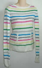 Womens AEROPOSTALE Stripe Crew-Neck Sweater NWT #9059