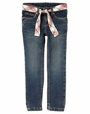 NWT Gymboree Alpine Sweetie Belted Jeans Size 5