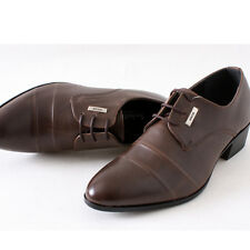 Mens Shoes Oxfords Classic Formal Dress Brown