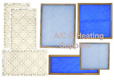 Fiberglass, Pleated & Poly Quality A/C Air Furnace Filters (Whole Box)