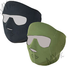 VIPER SPECIAL OPS NEOPRENE FACE MASK  paintball protection fits goggles + helmet