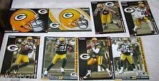 NFL Greenbay Packers NFC North FATHEAD Tradeables ~ collectible cards wall decal