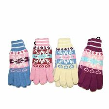 Brand New Womens Winter Gloves 4 Colors To Choose From