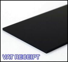 420mm x 297mm A3 SIZE BLACK ACRYLIC SHEET 3MM 5MM 10MM PERSPEX SHEET