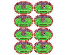 8 Tampa Bay Buccaneers NFL Licensed Heavy Duty Vinyl Placemats New