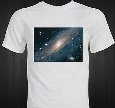 Andromeda Galaxy Hubble Telescope Astronomy Space Image T-shirt