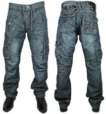 MENS LATEST IN ETO EM83 DESIGNER COMBAT JEANS BARGAIN PRICE BNWT