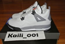 Nike Air Jordan 4 IV Retro (GS) White Cement OG Black Bred Concord SB MAG