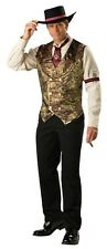 Mens Southern Western Gambler Outfit Halloween Costume