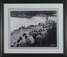 Ben Hogan 1951 at Pebble Beach Framed Golf Photo 11x14 or 16x20