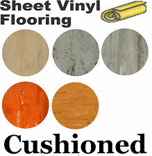 Commercial Sheet Vinyl Flooring - Cushioned