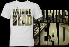 The Walking Dead Shirt - Poster T-Shirt White