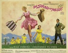 THE SOUND OF MUSIC Movie Poster Rodgers & Hammerstein