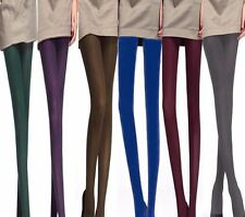 Quality Warm Winter Funky Tights Opaque PANTYHOSE Stockings for School Uniforms