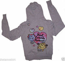 New Authentic Junk Food Little Miss Giggles & Sunshine BFF Juniors Zip Up Hoodie