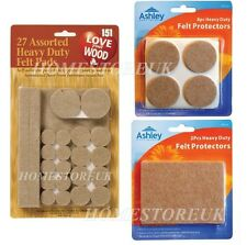 2/8/27 PIECE HEAVY DUTY FELT PROTECTOR PAD FURNITURE PROTECT FLOOR WOOD LAMINATE