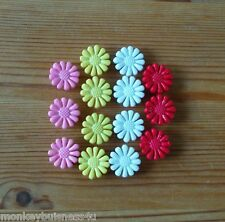 Novelty Buttons - Tiny Daisy - Dolls - Baby & Kid's Clothing - Knitting/Sewing