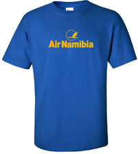 Air Namibia Retro Logo Namibian Airline Aviation T-Shirt