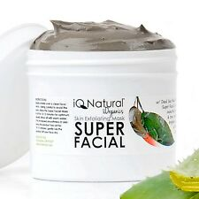 "Dead Sea Mud Mask ""SUPER FACIAL"" MicroDERMabrasion Anti Aging Scrub Skin Detox"