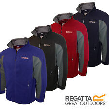Regatta Fleece Sigma Energise II Mens Jacket New Outdoor Sizes S - XXXL
