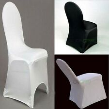 NEW Polyester Folding Chair Covers High Quality For Wedding Shower or Party