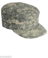 US ARMY ACU PATROL CAP HAT PROPPER F5571 GENUINE ISSUE NIR COMPLIANT