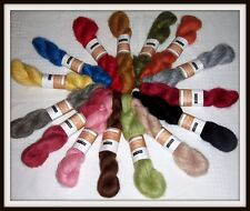 Louet Yarn KidLin Lace Weight Mohair Linen Color Options