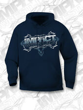 Official TNA Impact Wrestling Navy Hoodie